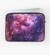 Tarantula Nebula Double Metatron's Cube Mewtwo Laptop Sleeve