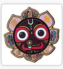 Jagannath Sticker