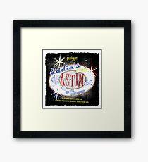 Astin Framed Print