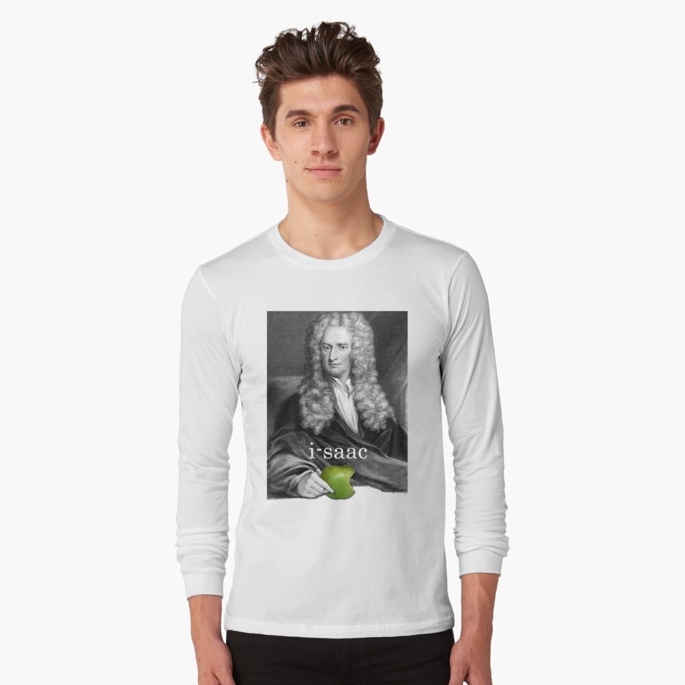 i-saac Newton Camiseta de manga larga