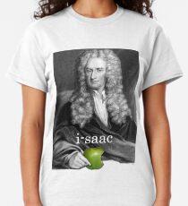 Camiseta clásica i-saac Newton