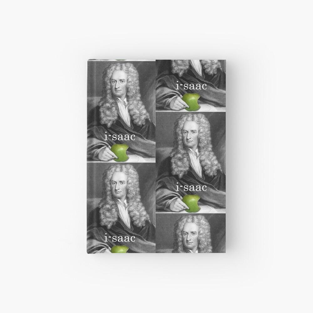 i-saac Newton Cuaderno de tapa dura