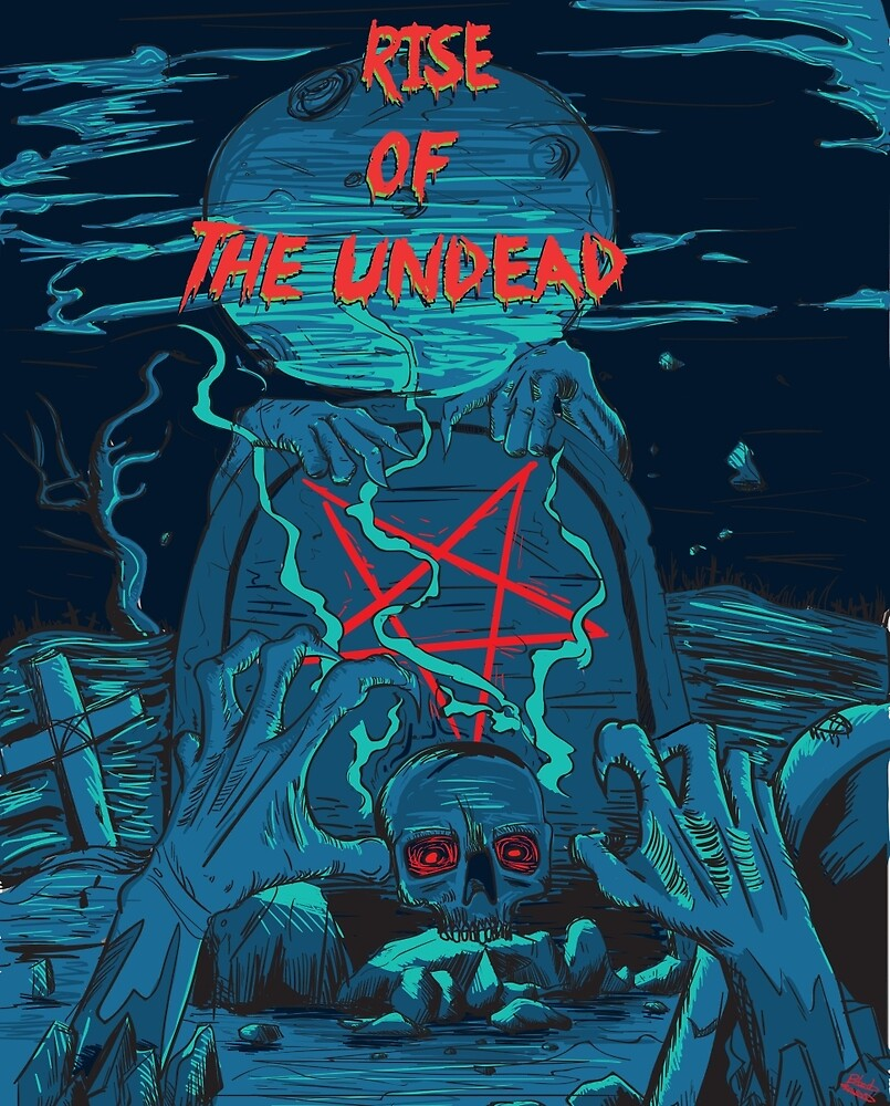 Rise of the undead  by Peltax