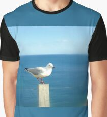 Out of the Blue Graphic T-Shirt