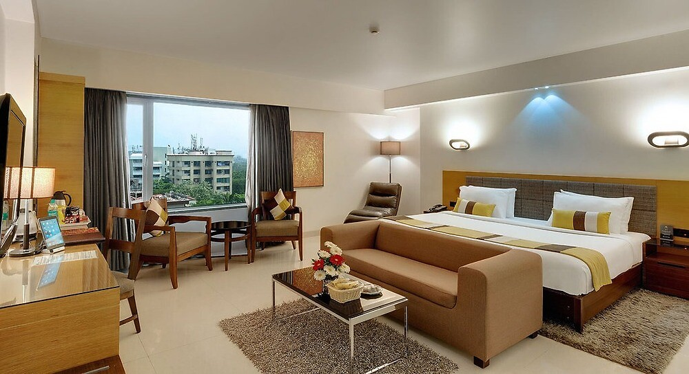 3 star hotels near airport by westernindia9