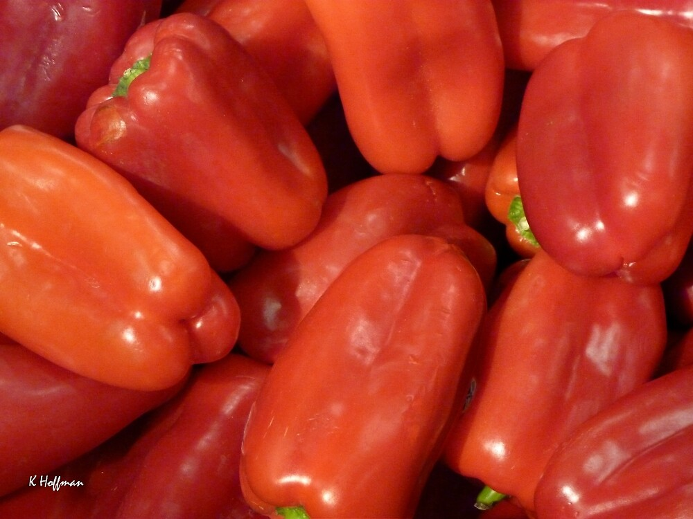 I Like Peppers by Kenneth Hoffman