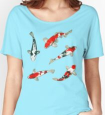 Le ballet des carpes koi Loose Fit T-Shirt