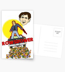 Rowsdower (Variant feat. Troy McGreggor) Postcards