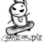 Skate or Die by Nik Usher