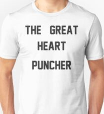 The Great Heart Puncher (Ox Baker) T-Shirt