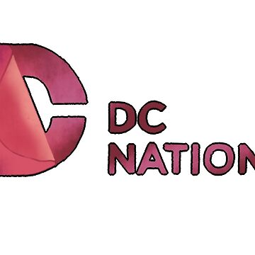 DC nation custom logo by ThenaHoi