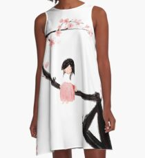 Blossom Girl A-Line Dress