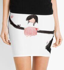 Blossom Girl Mini Skirt