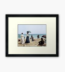 Palm Beach, Florida, 1906 Framed Print