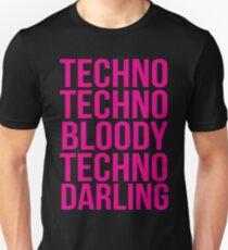 Absolutely Fabulous - Techno, Techno Unisex T-Shirt