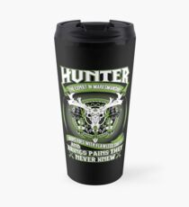 Hunter Bring Pains They Never Knew - Wow Travel Mug