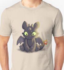Little Dragon Plush Unisex T-Shirt