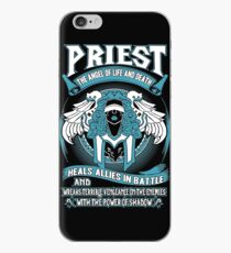 Priest The Angel Of Life And Death - Wow iPhone Case