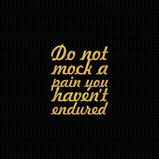 Do not make a pain... Inspirational Quote by Powerofwordss