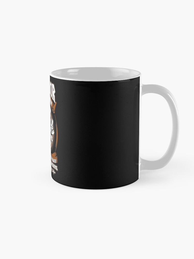 Legend Of The War WowClassic Warrior Mug 45RAjL