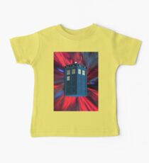 Doctor Blue Box Kids Clothes