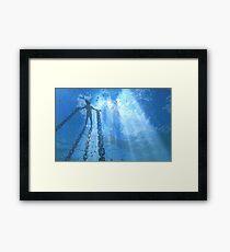 Drowned World Framed Print