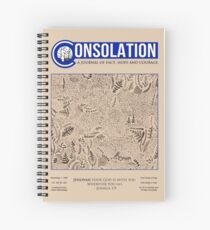 Vintage: Consolation. 1939. (Now Awake!) Spiral Notebook