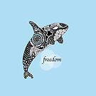 Freedom by Rhana Griffin