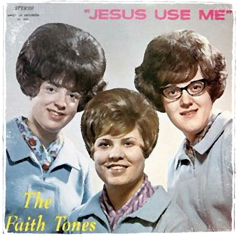 Vinyl Record Cover - Jesus Use Me by RecordCovers