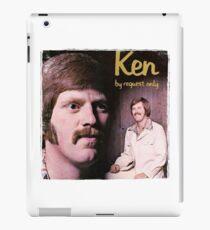 Vinyl Record Cover - Ken iPad Case/Skin