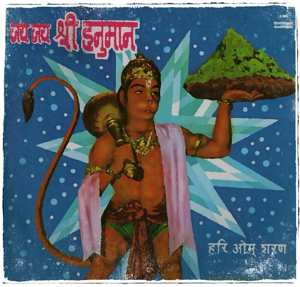 Vinyl Record Cover - India by RecordCovers
