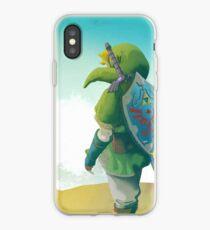 Vinilo o funda para iPhone Skyward Sword!