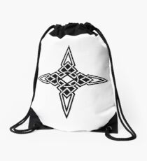 Capital of The Pale Drawstring Bag