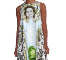 mac demarco naked cabbage A-Line Dress