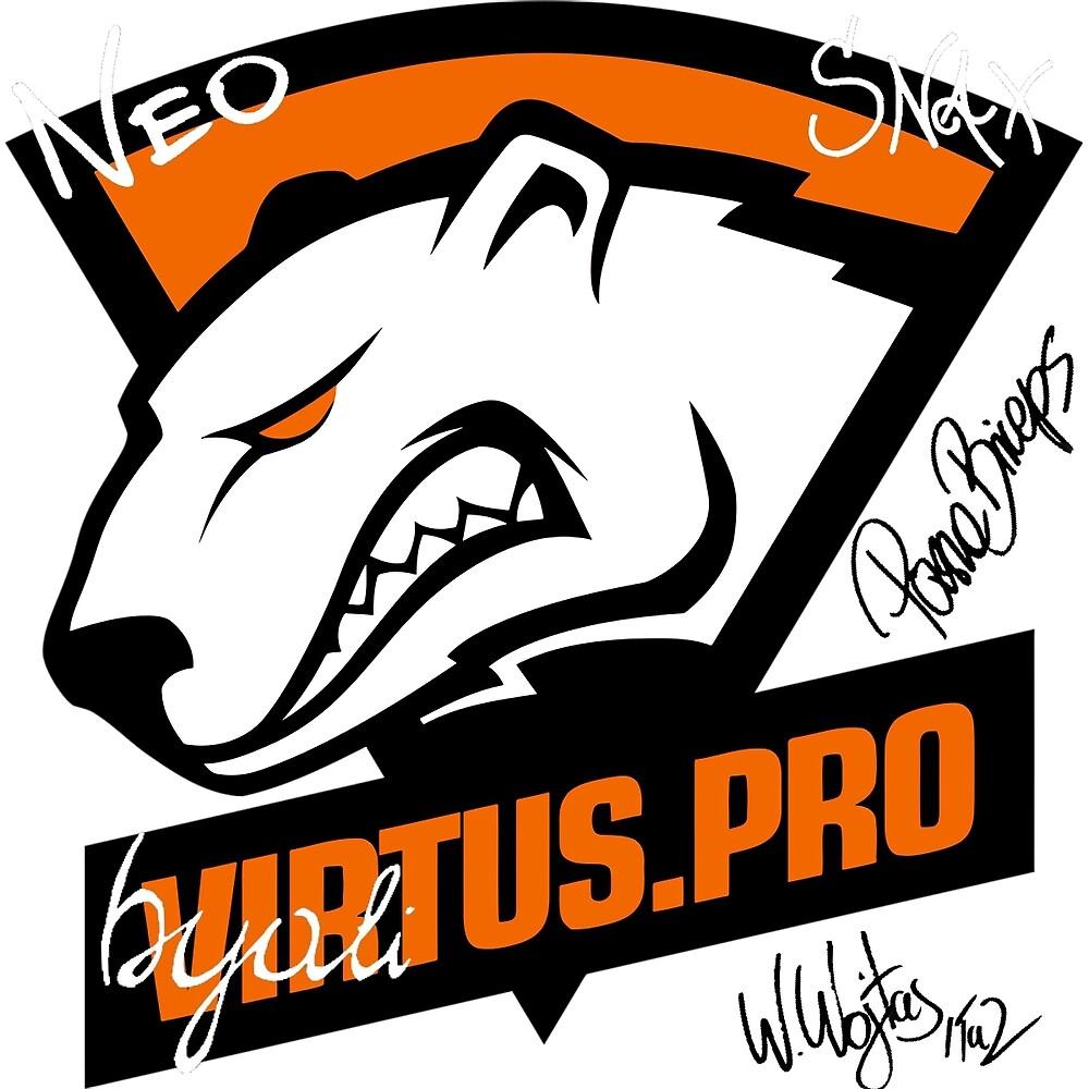 Virtus.Pro Signed by TheJudas
