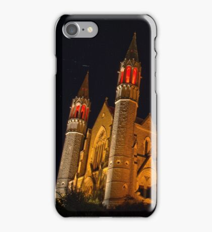 HDR- Old CHURCH iPhone Case/Skin