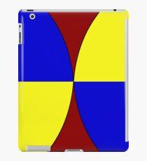 Primary Hourglass iPad Case/Skin