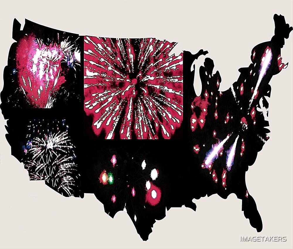 Rockaway Beach Oregon - Celebrate America by IMAGETAKERS