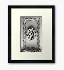 Astley Hall-Ceilling4 Framed Print