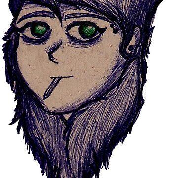 Sketchy mane by filippogiardina