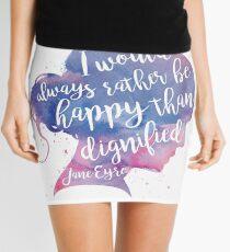 Jane Eyre Mini Skirt