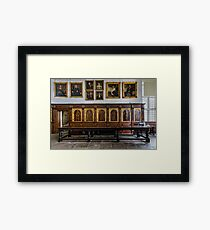 Astley Hall-Panel Framed Print