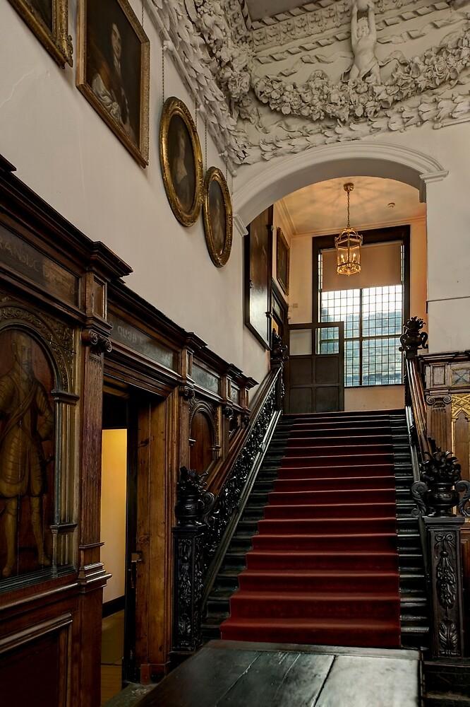 Astley Hall-Stairs by jasminewang