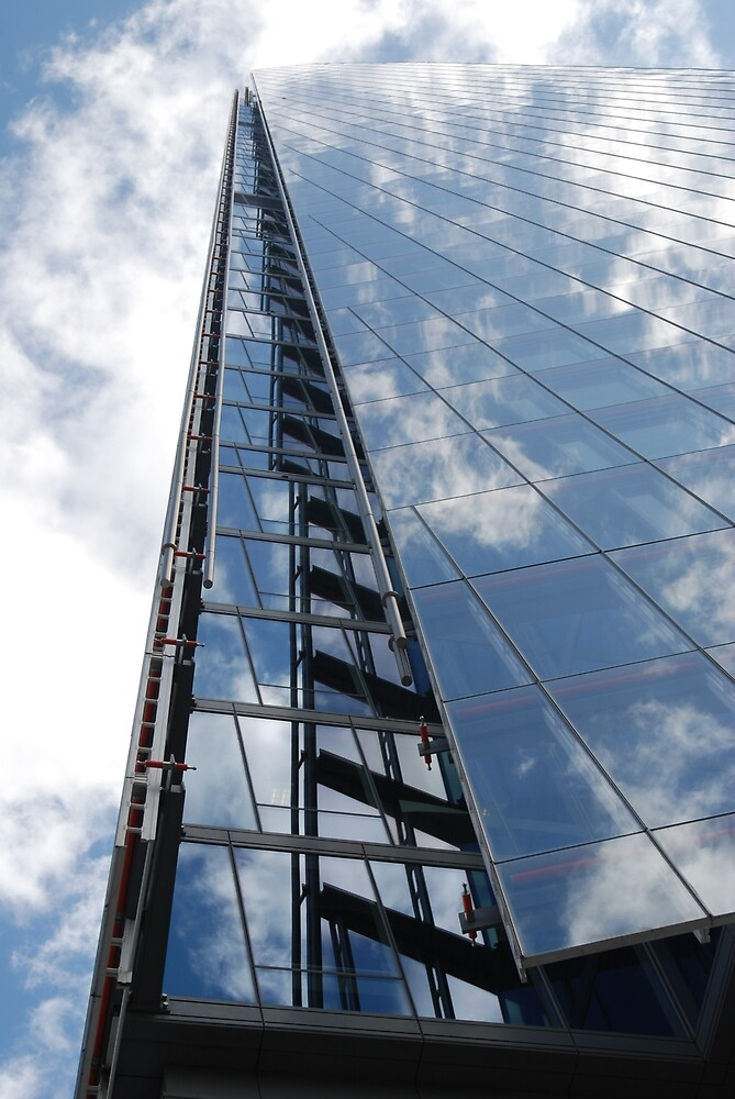 The Shard - London by claysglaze