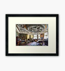 Astley Hall-Room1 Framed Print