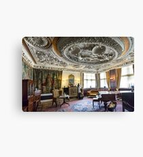 Astley Hall-Room1 Canvas Print