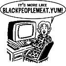 Black People Meet dot com by tommytidalwave