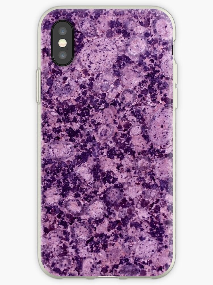 Purple Marble Pattern by FangirlFuel
