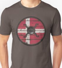 Danish Viking Shield T-Shirt