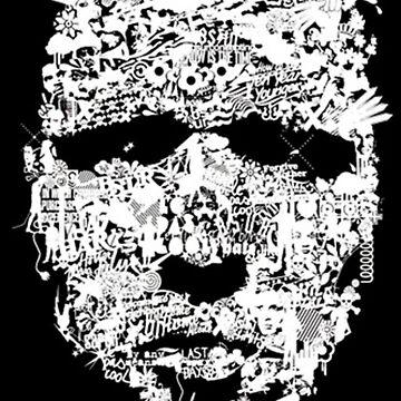 masked faced by Letsmakemoney